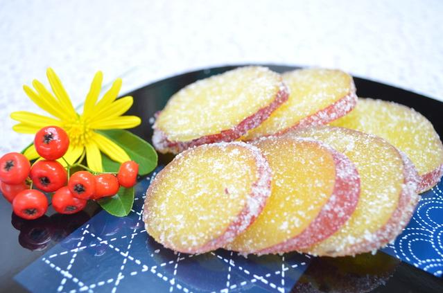 お芋の砂糖菓子